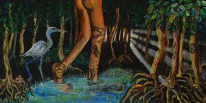 Walking the Mangroves